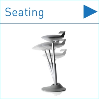 Sit-Stand Workstation Seating